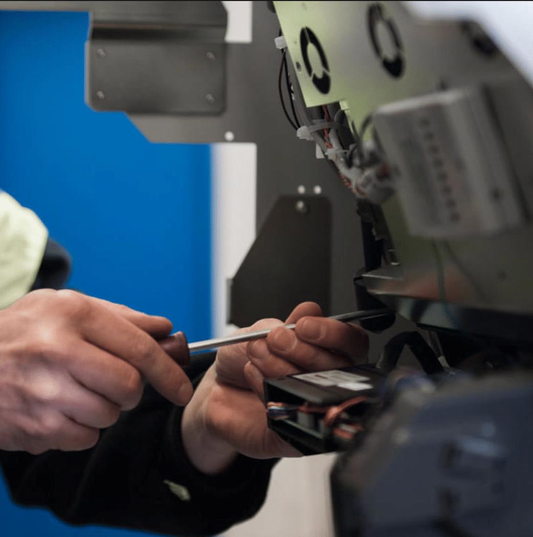 ATM service and repair