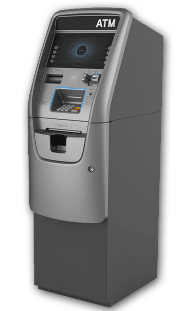 Hyosung Halo2 ATM Machine